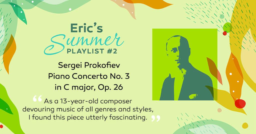 Eric Garcia Playlist Summer No. 2