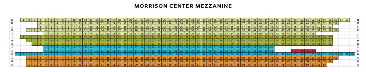 Morrison Center Mezz